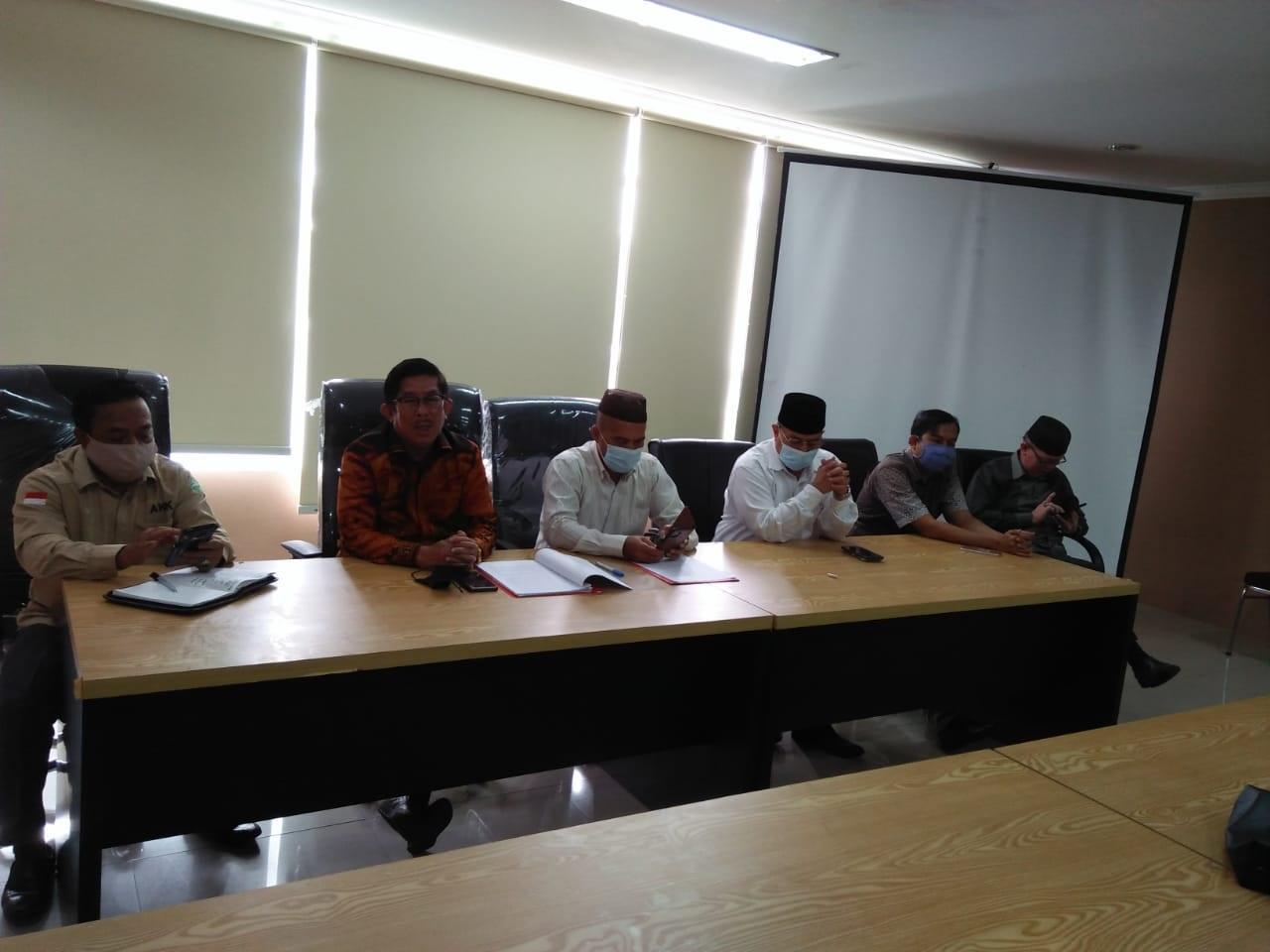 Rapat Koordinasi Program Kerja, Tingkatkan Kualitas Kepengurusan Ormawa