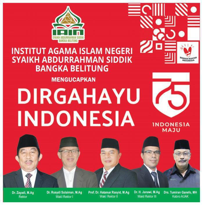 Upacara Peringatan HUT Ke-75 Kemerdekaan Republik Indonesia di Tengah Pandemi Covid-19